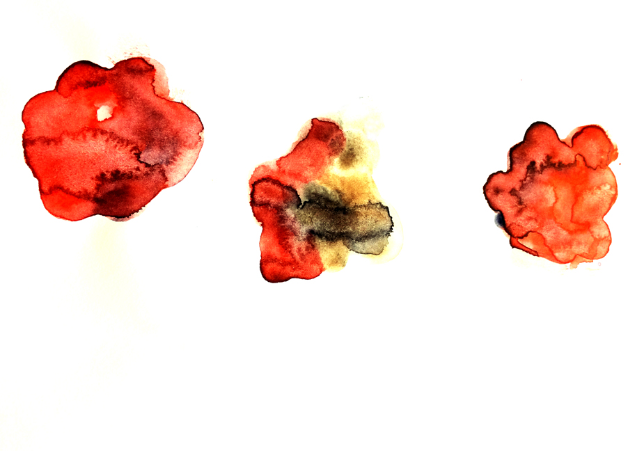 0025_Red Series#1